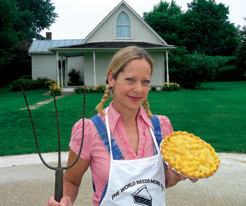 Beth Howard the Pie Lady