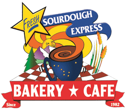 Sourdough Express Bakery logo