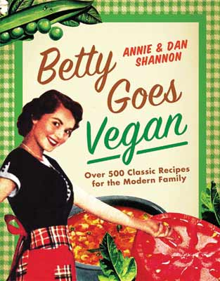 Betty Goes Vegan cover