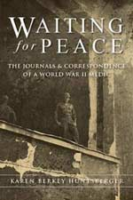 A picture of the cover for the book Waiting for Peace