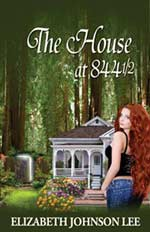 A picture of the cover for the The House at 844 and 1/2