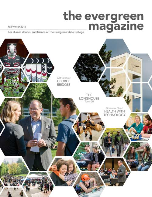 The Evergreen Magazine Archive | The Evergreen State College