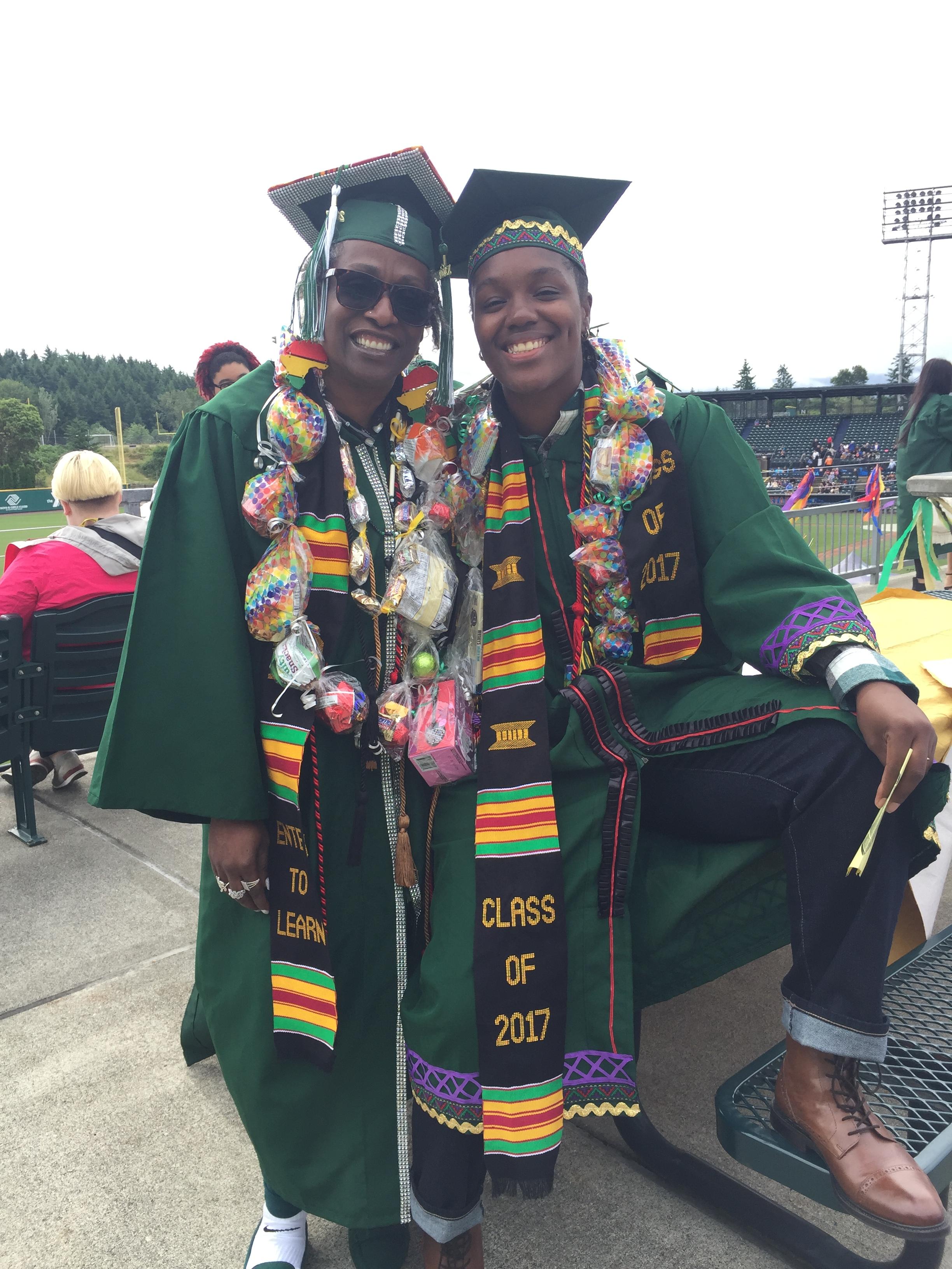 TRiO Graduates