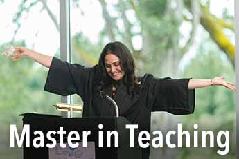 Master in Teaching