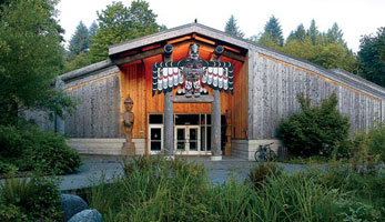 Longhouse at The Evergreen State College