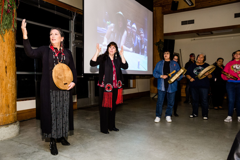 Evergreen Longhouse to Host Annual Community Dinner