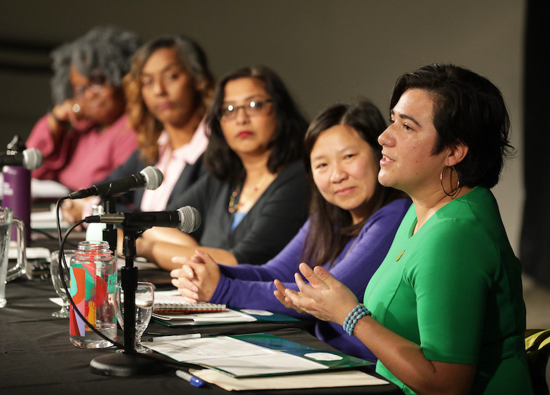 Evergreen Equity Symposium Hosts Womxn of Color Legislators