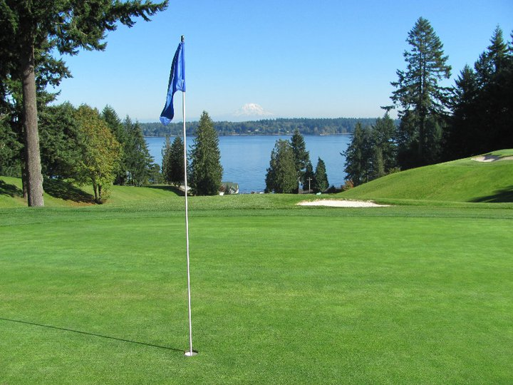 Olympia Staycation. Donated by Red Lion and Olympia Country and Golf Club.