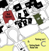 Map of Evergreen Campus