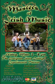 Masters of Irish Music