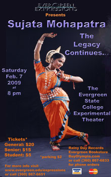 Heir to Odissi Dance Legacy