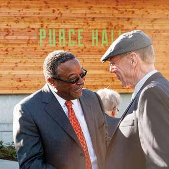 Purce Hall Dedication Ceremony thumbnail