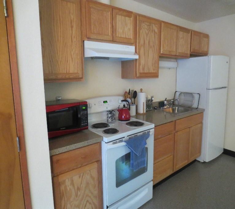 housing guestroom kitchen