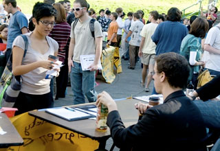 student group fair