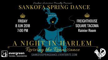 dance, sankofa, evergreen, tacoma, harlem renaissance, student, dance, prom, celebration