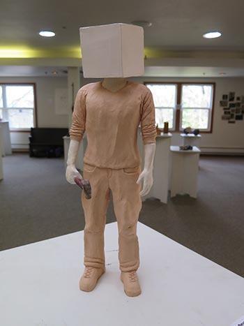 Bevan Taylor sculpture