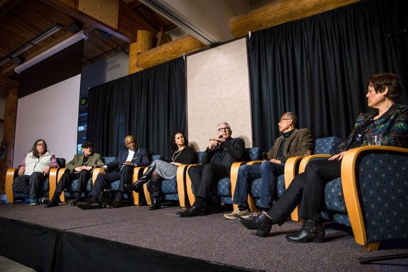 FPMAS panel photo