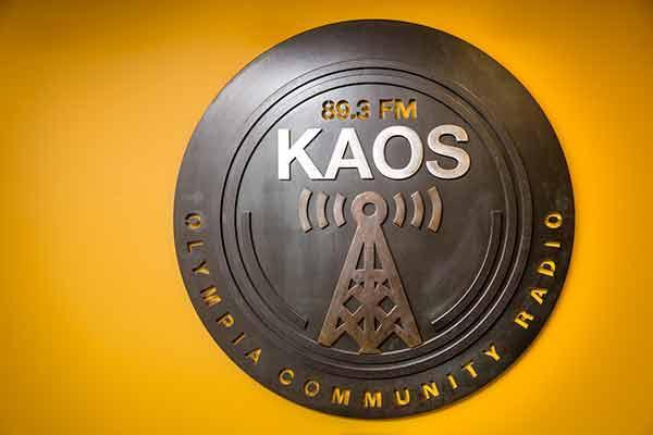 KAOS badge