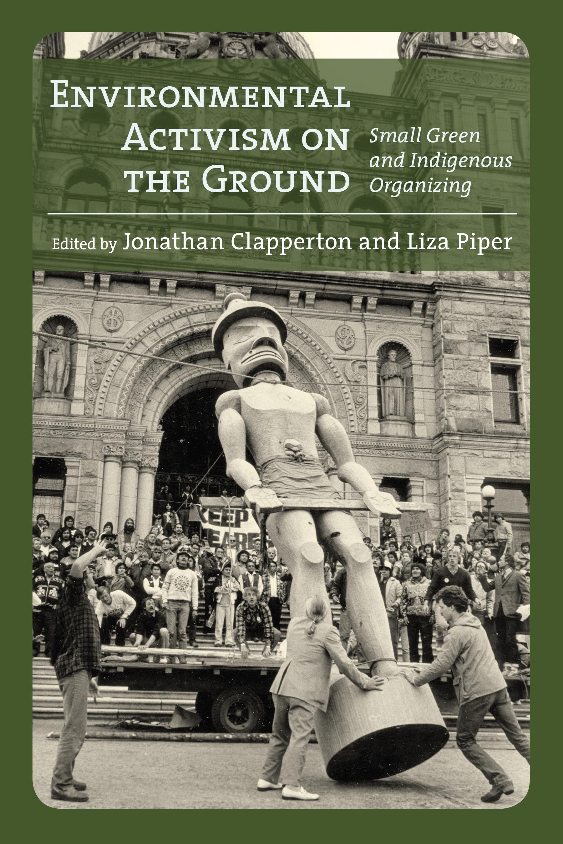 Cover of Environmental Activism on the Ground