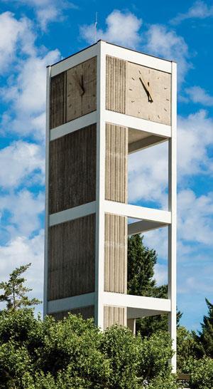 Clock Tower Summer 2019
