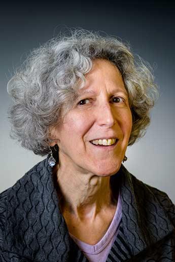 Anne Fischel Portrait