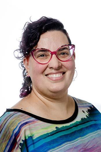 Julie Russo Portrait