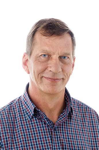 Dion Gouws portrait