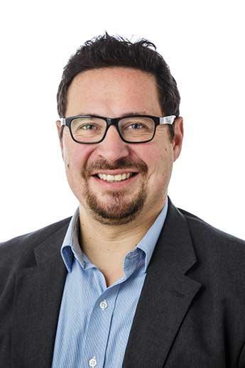 Eric Trevan portrait