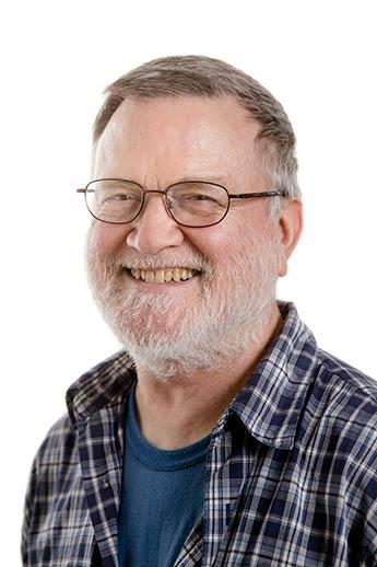 Paul McCreary Portrait