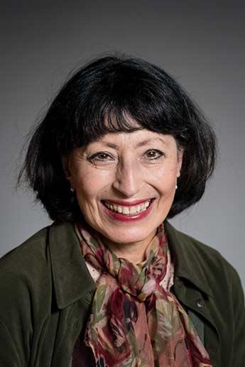 Judith Gabriele portrait