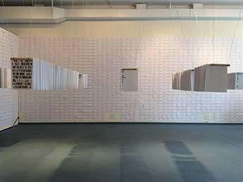 Anne de Marcken, The Redaction Project, 2016