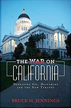 The War on California cover