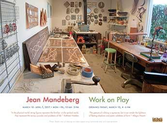 Work on Play by Jean Mandeberg