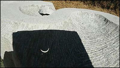 Rob Leverich sculpture