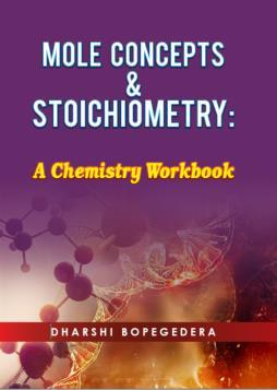 Mole Concepts and Stoichiometry textbook cover