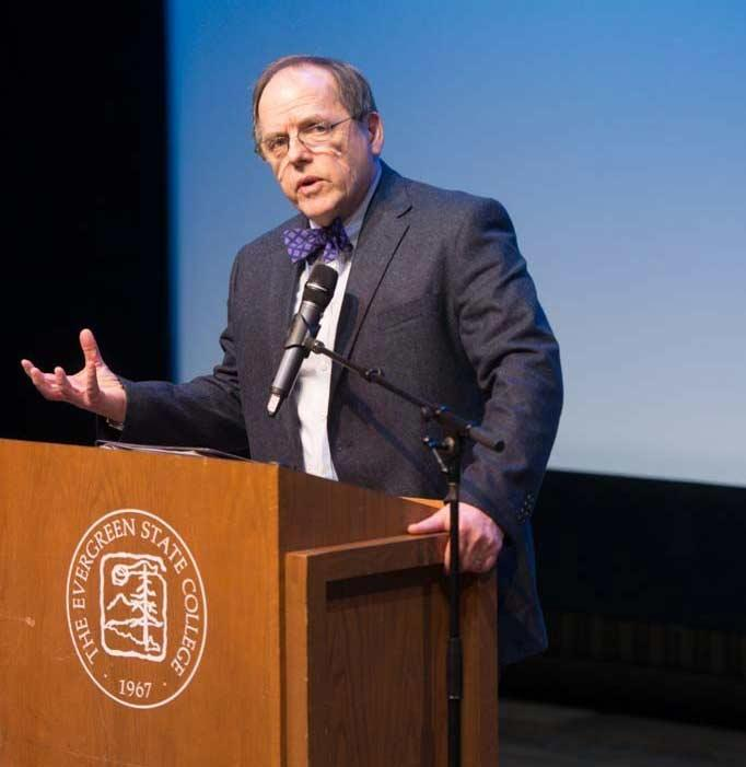 Image result for president of evergreen state college\