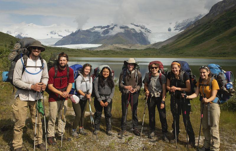 Summer field studies program at Chilli Pepper Lake