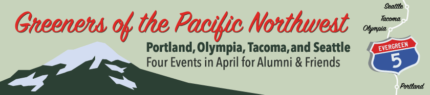 Greeners of the Pacific Northwest Events