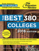 Cove of Princeton's Best 380 colleges 2016 edition