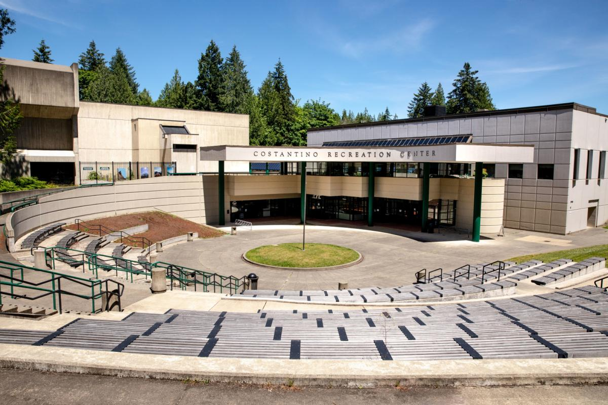 An image of Evergreen's Costantino Recreation Center