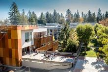 College Activities Building exterior