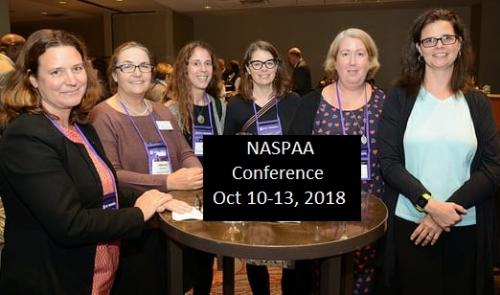 Swetkis at NASPAA