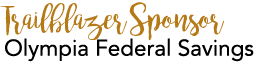 Trailblazer Sponsor Olympia Federal Savings