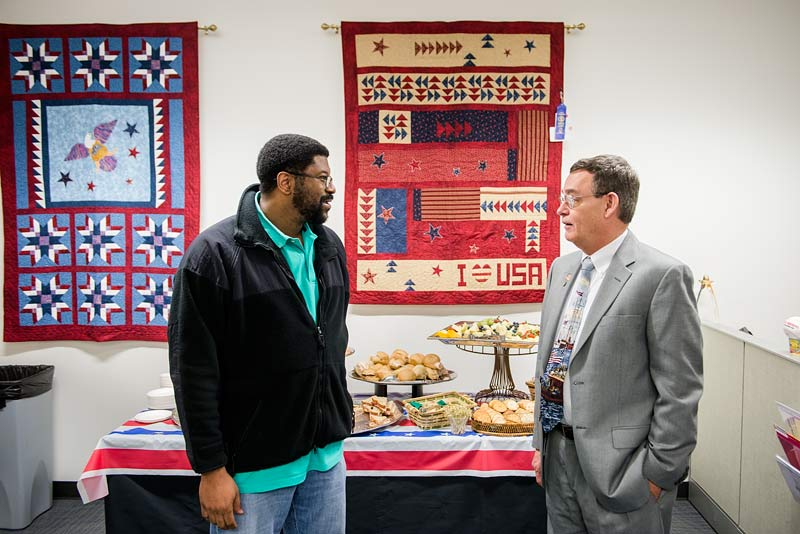 Veterans Center Open House