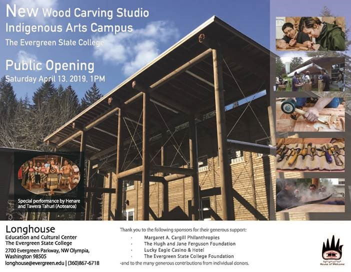 New Wood Carving Studio